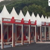 Sewa Tenda Event Telkomsel Malang (1)