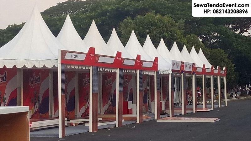 Sewa Tenda Event Telkomsel Malang (1)