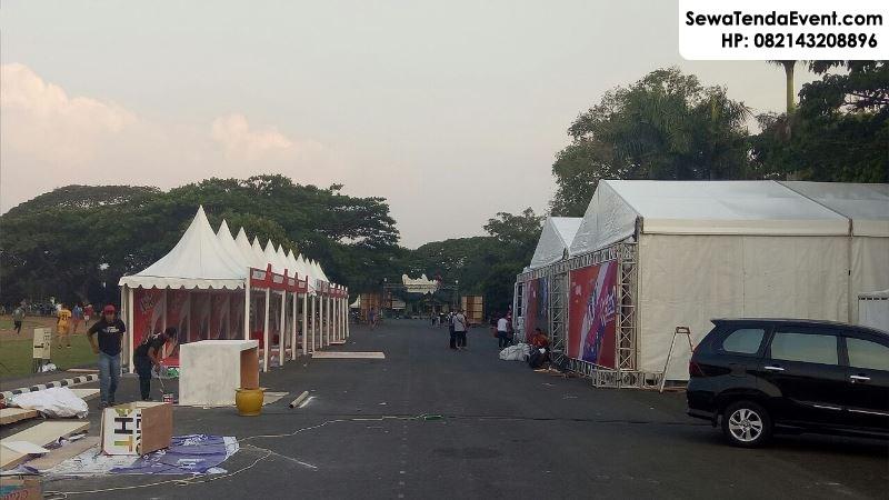 Sewa Tenda Event Telkomsel Malang (2)