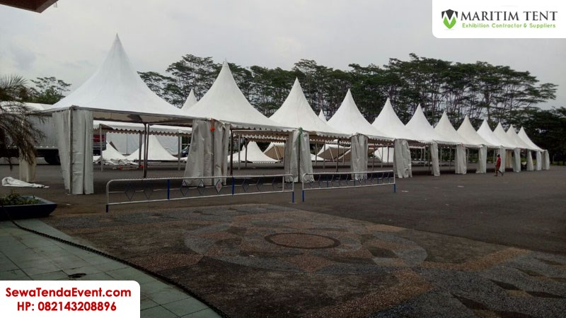 sewa tenda event di Kanjuruan1