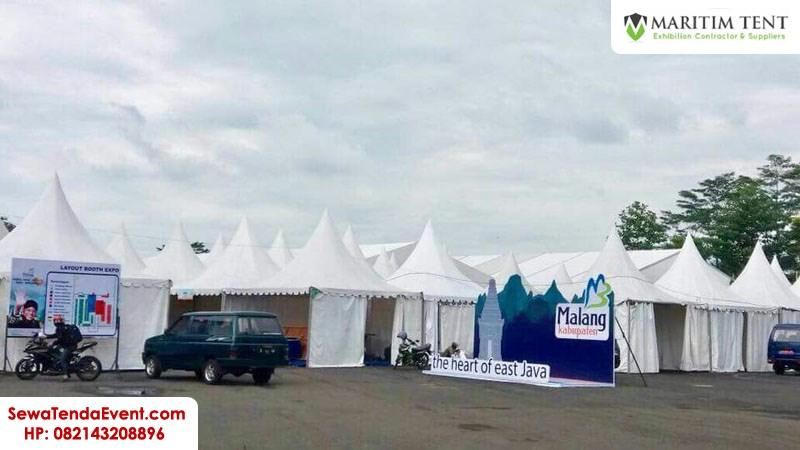 sewa tenda event di Kanjuruan5