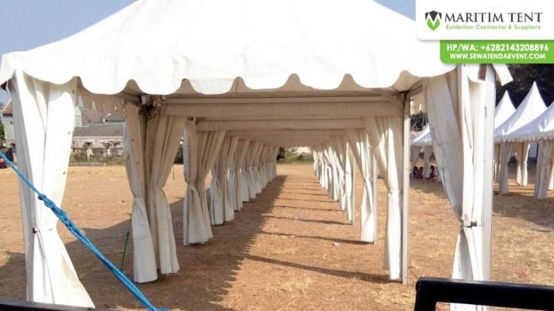 Pemasangan Sewa Tenda Sarnafil di Kediri Jawa Timur