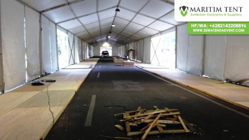 Pemasangan Tenda roder event pekan Raya kajen Tgl 25-31 Agustus 2018 Di Alun alun kab Kajen jawa tengah