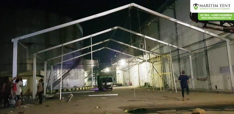 Pemasangan Sewa Tenda Roder di Pati Jawa Tengah