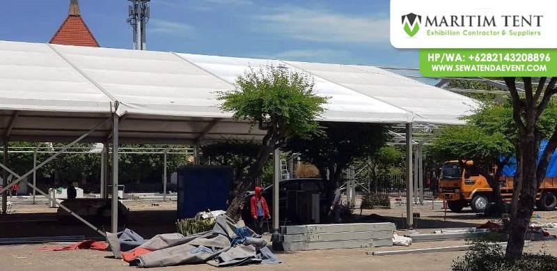 Sewa Tenda Wisuda Universitas 17 Agustus Surabaya