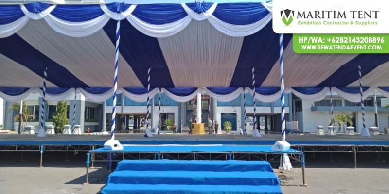 Jasa Sewa Tenda VIP Event Sertijap Ko Armatim