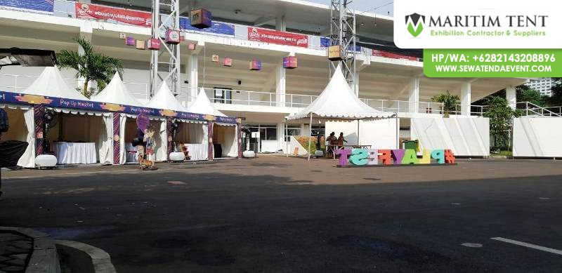 Playfest Jakarta_sewa tenda jakarta (1)