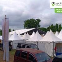 Sewa Tenda Event Festival Wonderful di Pacitan