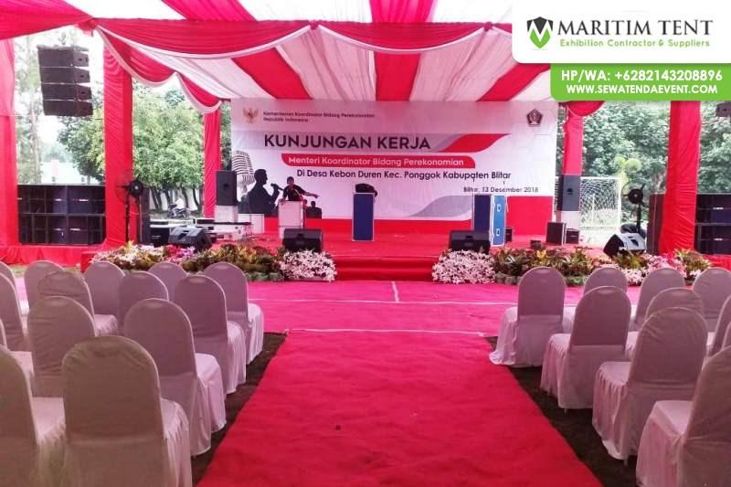 Jasa Sewa Tenda Event di Blitar