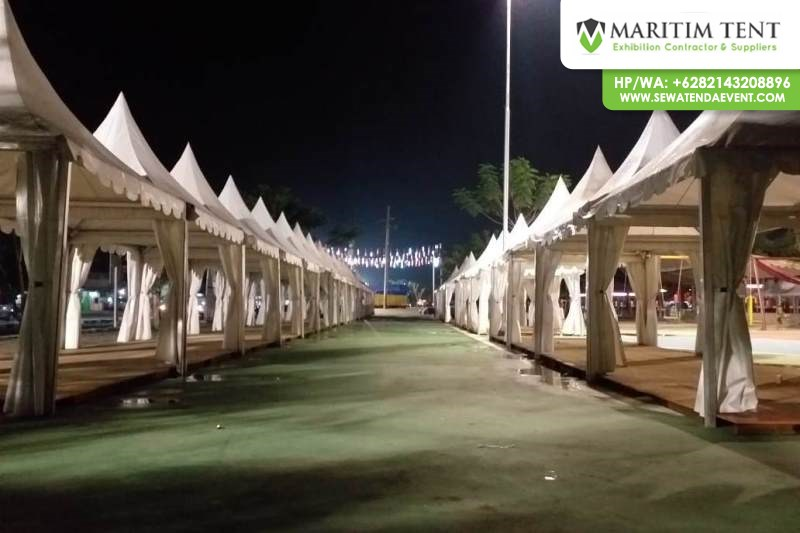 Jasa Pemasangan Tenda Sarnafil di Blitar