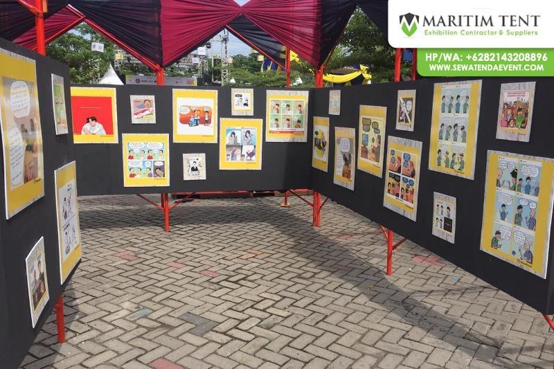 Pemasangan Tenda Sarnafil di Kampus Airlangga Surabaya (23)