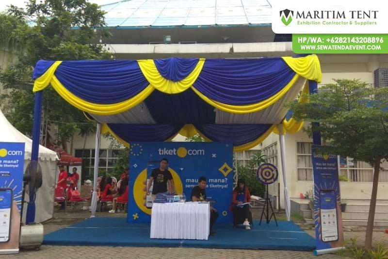 Pemasangan Tenda Sarnafil di Kampus Airlangga Surabaya (24)