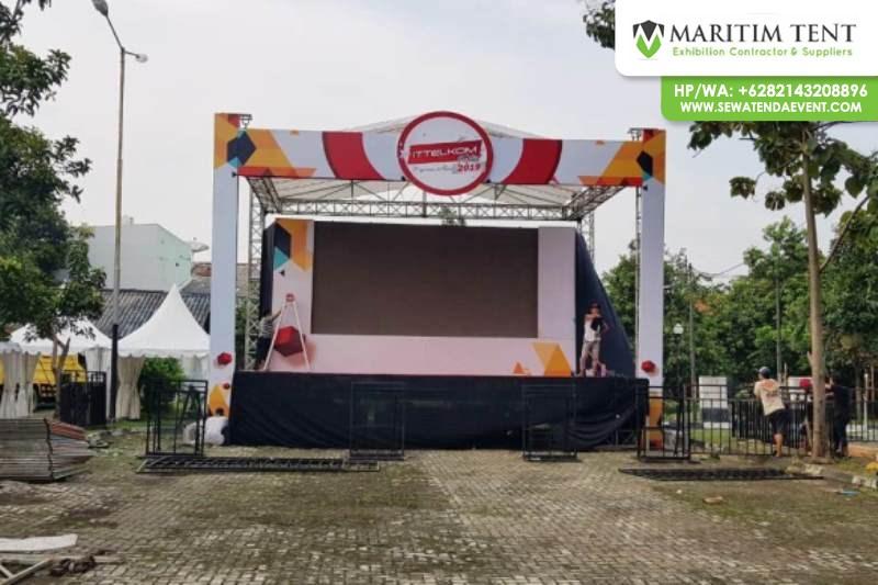 Jasa Tenda Sarnafil di IT Telkom Surabaya (4)