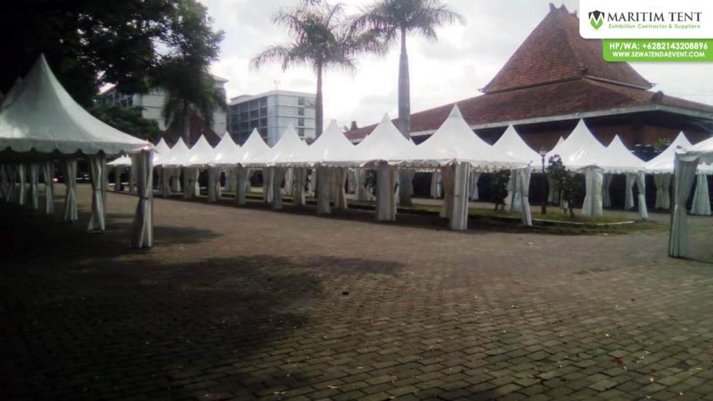 Jasa Sewa Tenda Posko Mudik Lebaran 2019