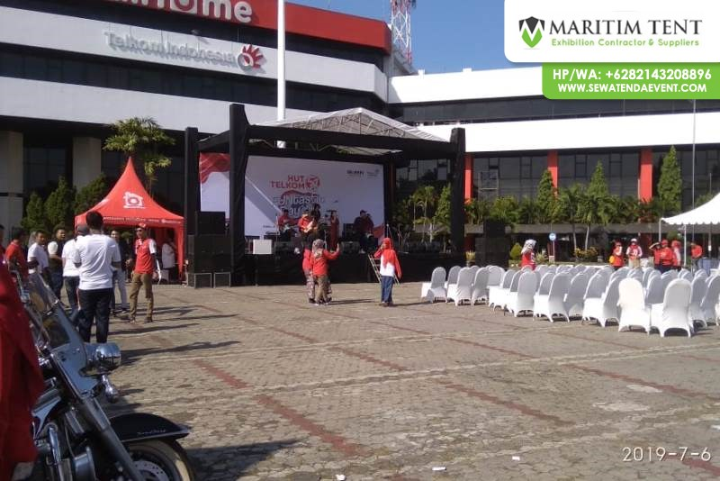 event HUT Telkom Surabaya (1)