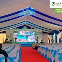 Sewa Tenda Event Peresmian PLTGU Granti di Pasuruan