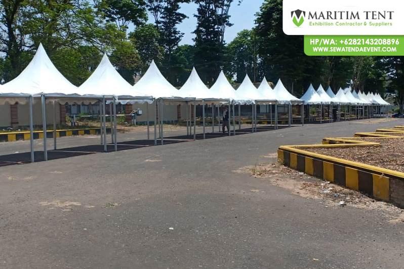 Sewa Tenda Sarnafil di Jember
