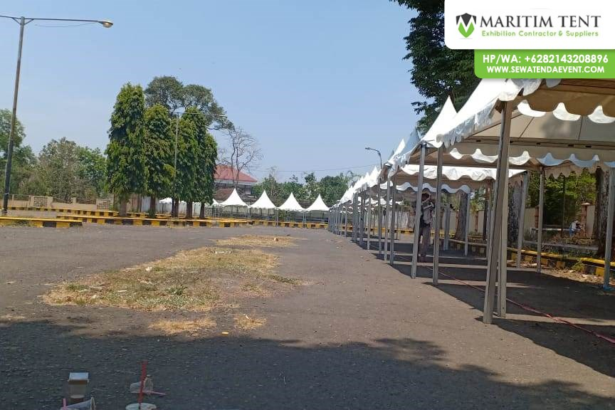 rental tenda event di Jember