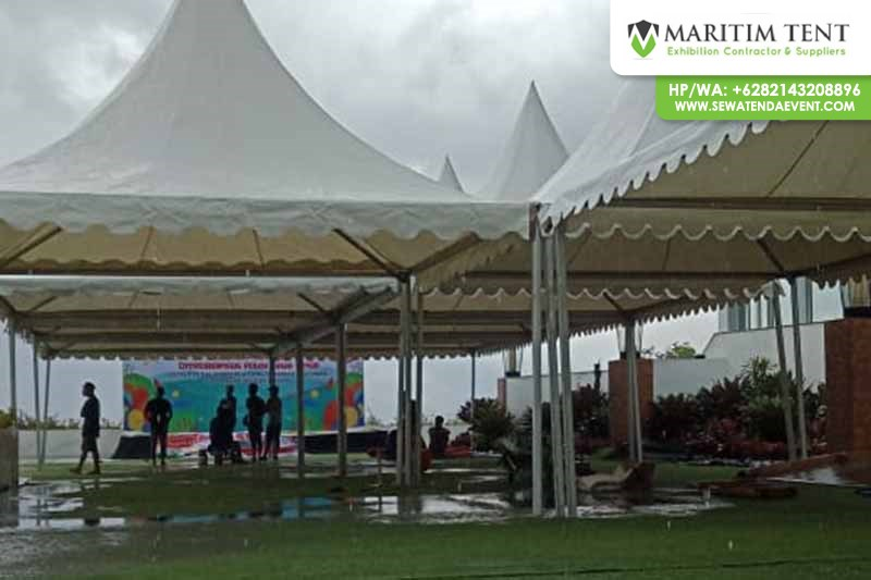 Sewa Tenda Event Family Gathering di Batu