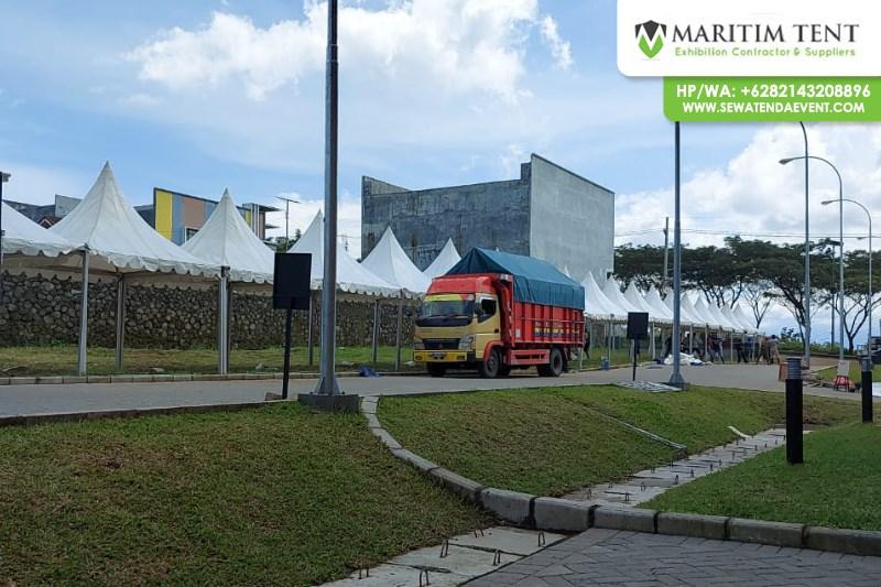 Sewa Tenda Event Support UMKM Malang Prov. Jawa Timur